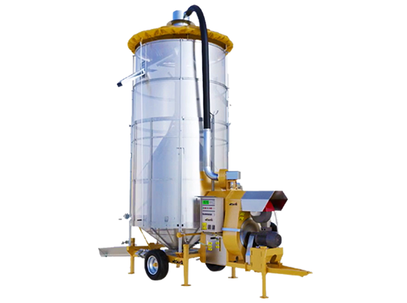 Authorised MecMar Mobile Grain Drier Agents