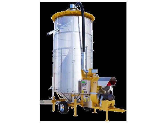 Authorised MecMar Mobile Grain Drier Agents